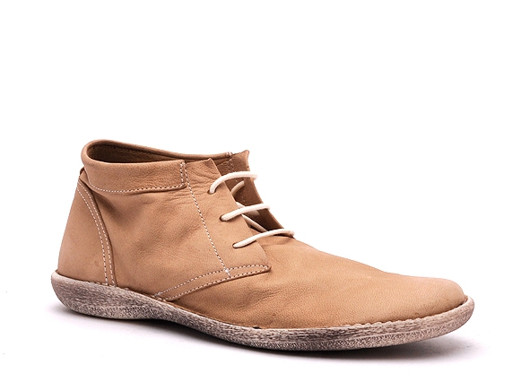 Chacal boots bottine plates 3226 beige