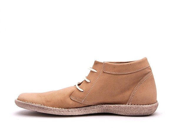 Chacal boots bottine plates 3226 beige7466102_3