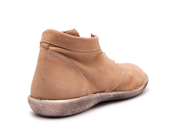 Chacal boots bottine plates 3226 beige7466102_5