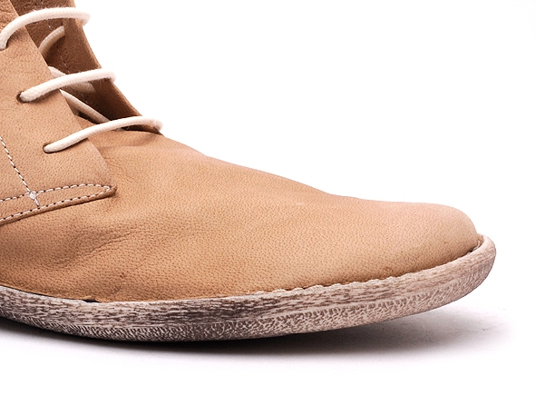 Chacal boots bottine plates 3226 beige7466102_6
