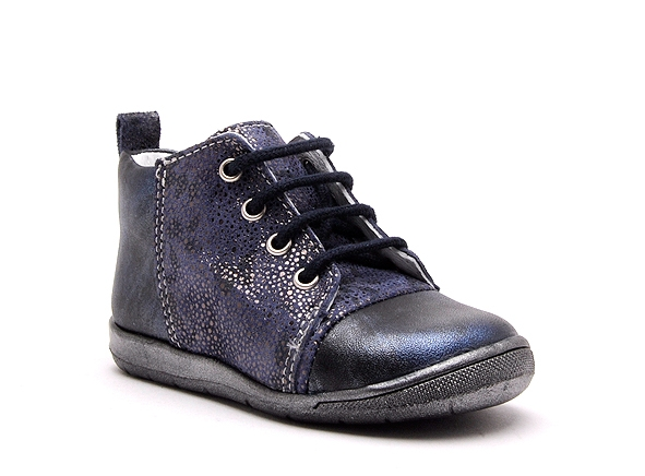 Bellamy boots bottine eden bleu