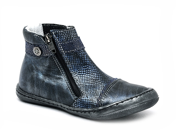 Bellamy boots bottine nice bleu