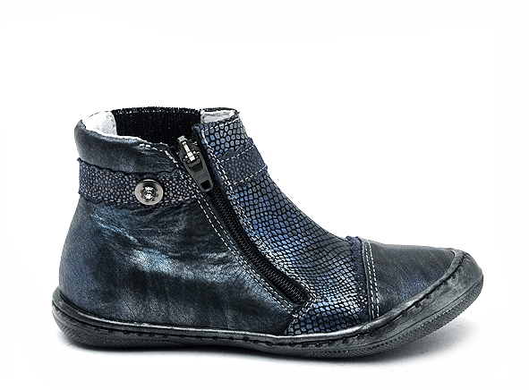 Bellamy boots bottine nice bleu7530601_2