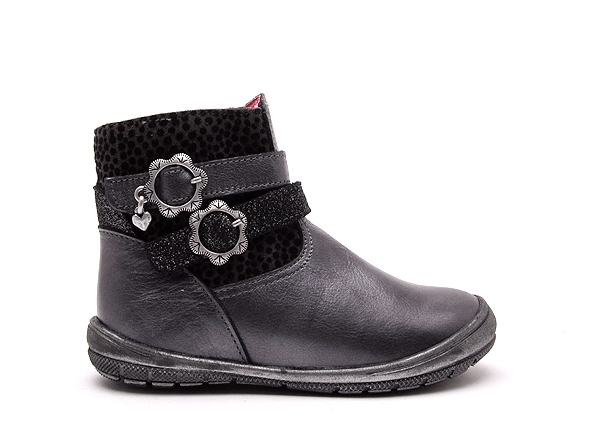 Bopy boots bottine bolivie gris7577601_2