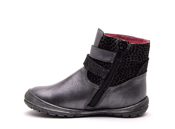 Bopy boots bottine bolivie gris7577601_3