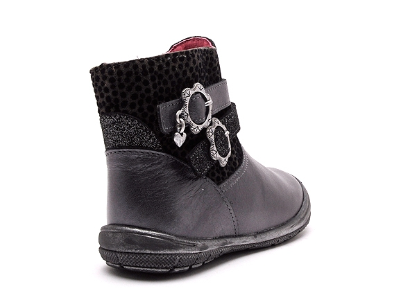 Bopy boots bottine bolivie gris7577601_5