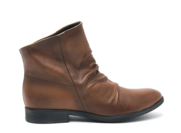 Chacal boots bottine plates 3667 marron7586502_2