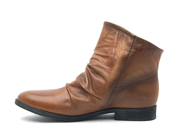 Chacal boots bottine plates 3667 marron7586502_3
