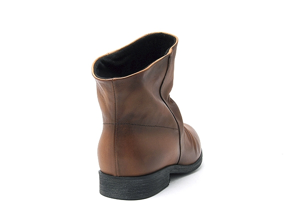 Chacal boots bottine plates 3667 marron7586502_5