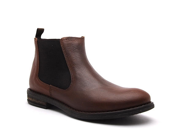 Acebos boots bottine 8034ve marron