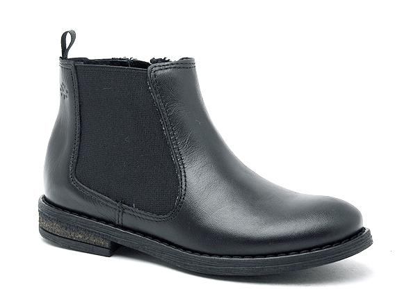 Acebos boots bottine 8034ve noir