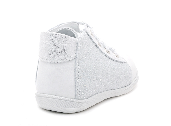 Bellamy boots bottine girl blanc7705901_5