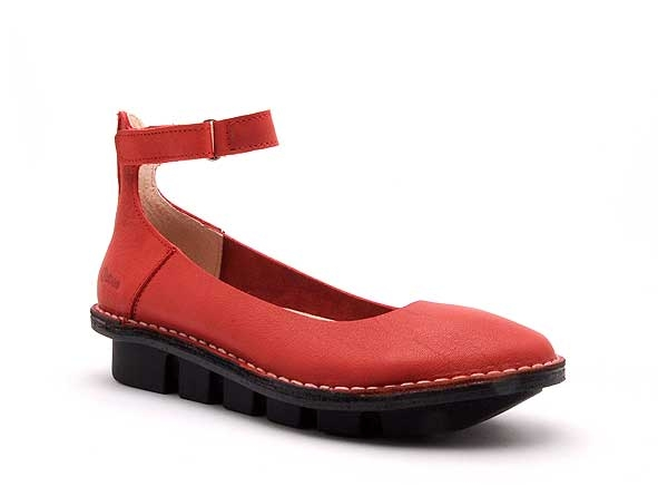 Alce shoes ballerines 8589 rouge