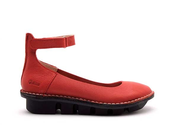 Alce shoes ballerines 8589 rouge7727301_2