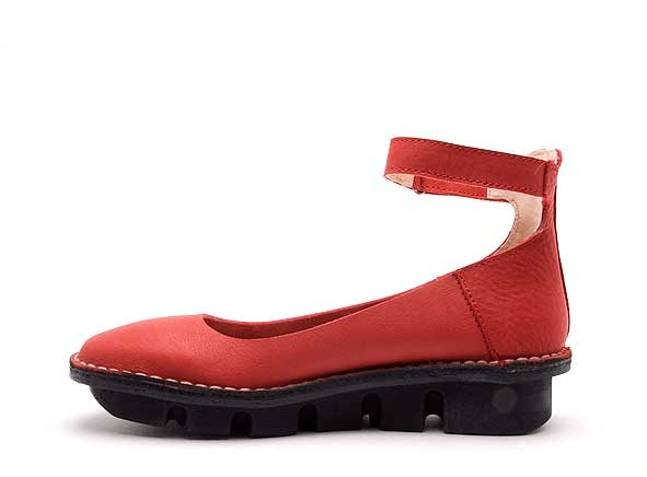 Alce shoes ballerines 8589 rouge7727301_3