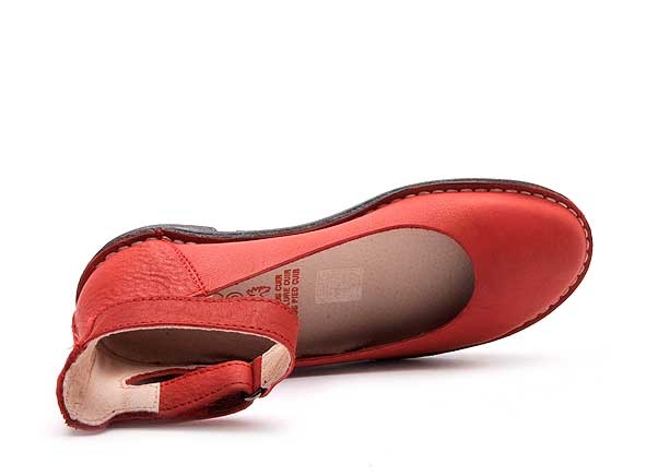 Alce shoes ballerines 8589 rouge7727301_4