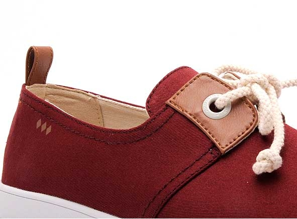 Armistice basses stone one twill bordeaux7798402_4