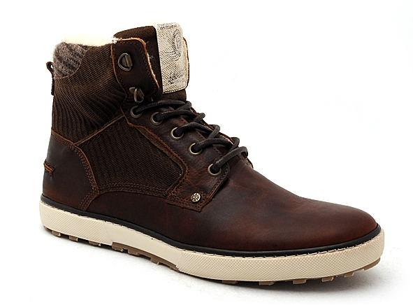 Bullboxer boots bottine 209k85837 marron
