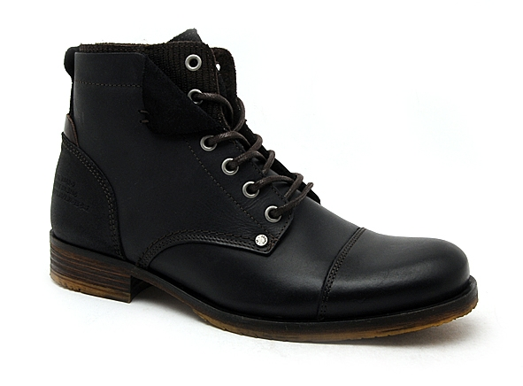 Bullboxer boots bottine 133k55807 noir