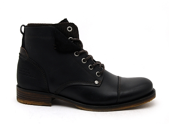 Bullboxer boots bottine 133k55807 noir7834701_2