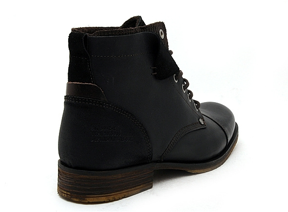 Bullboxer boots bottine 133k55807 noir7834701_5