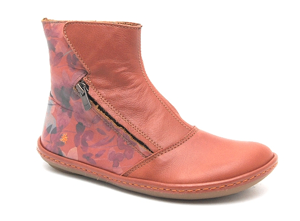Art boots bottine a658 kio orange