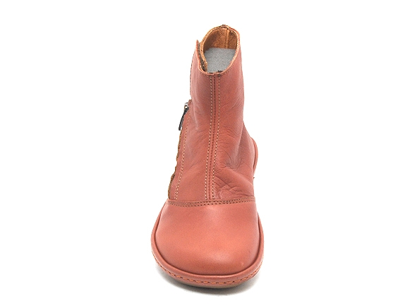 Art boots bottine a658 kio orange8137702_4