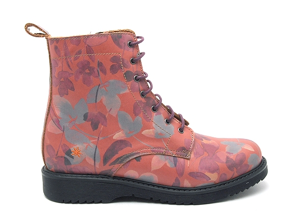 Art boots bottine a958 dublin orange8138002_2