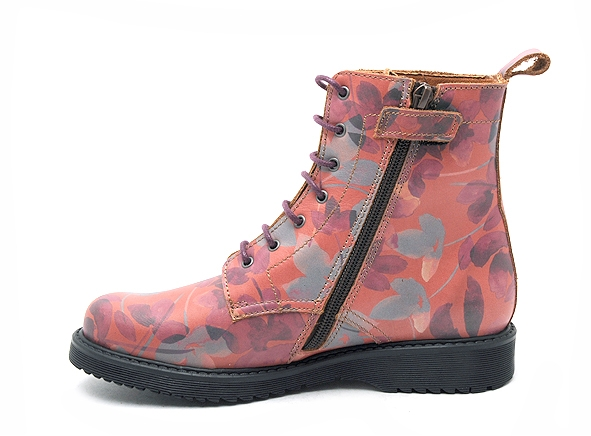 Art boots bottine a958 dublin orange8138002_3