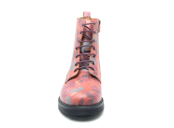 Art boots bottine a958 dublin orange8138002_4