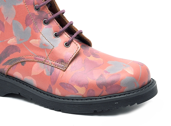 Art boots bottine a958 dublin orange8138002_5
