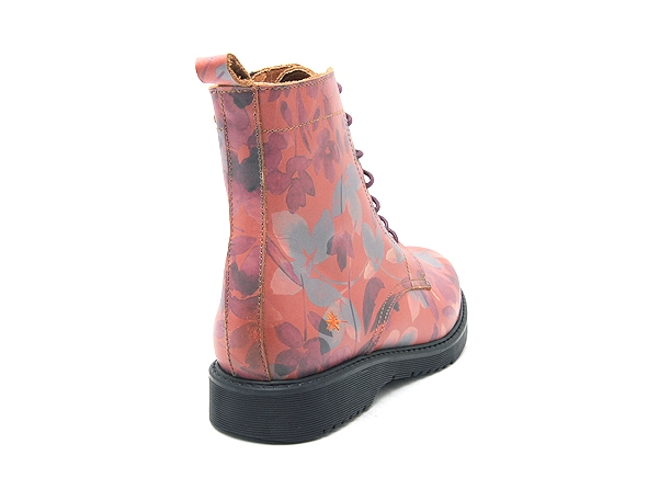Art boots bottine a958 dublin orange8138002_6