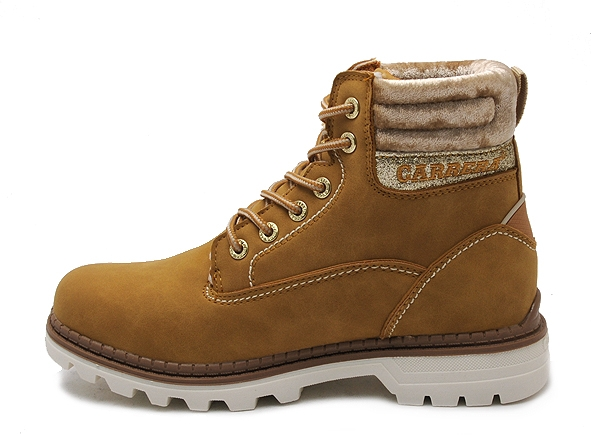 Carrera boots bottine plates tennessie jaune8160801_3