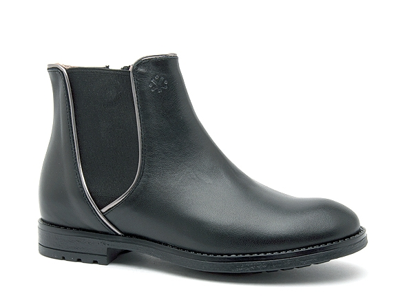 Acebos boots bottine 9504th 4 noir