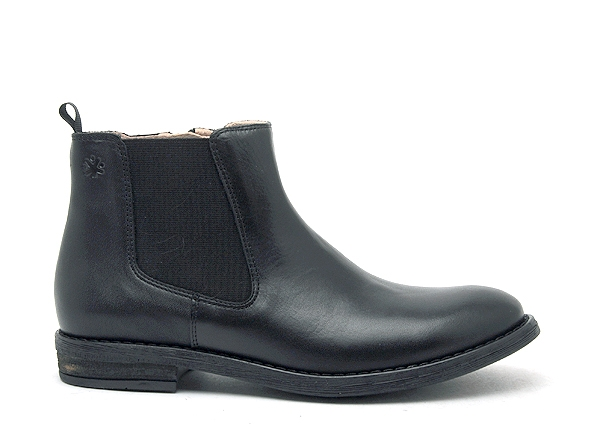 Acebos boots bottine 8034th 4 noir