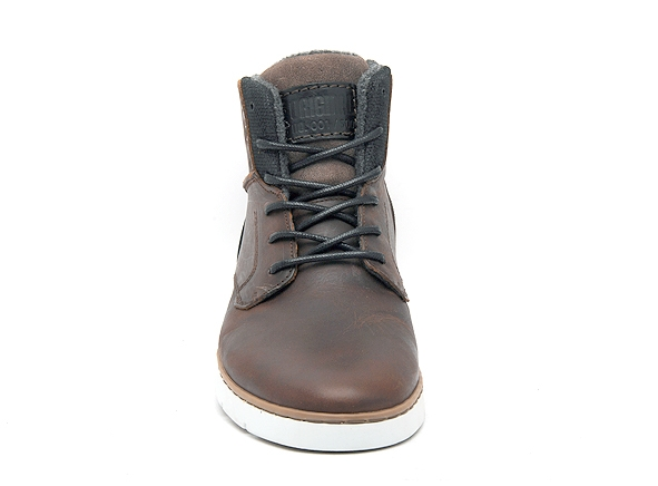 Bullboxer boots bottine 628k26023a 56123 marron8438601_4