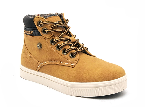 Carrera boots bottine rony nbx kid jaune8440001_2