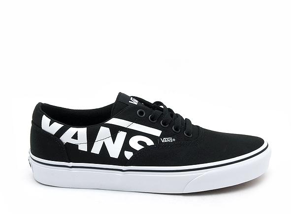 vans chaussure noire