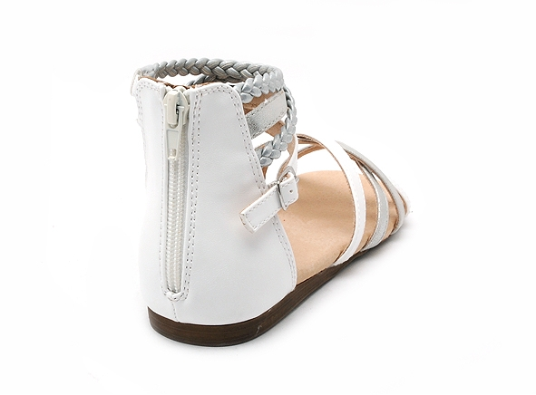 Bullboxer nu pieds plats aed009f1s blanc8722602_5