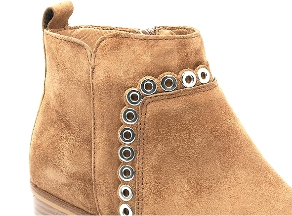 Alpe boots bottine talons 4025 marron8725701_6