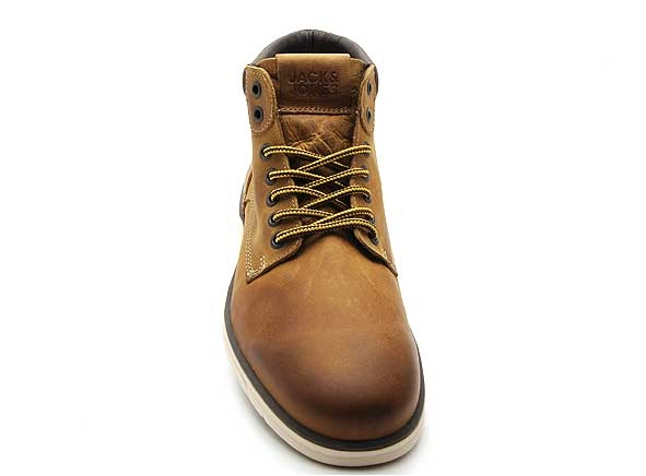 Jack_and_jones boots_bottine jfwtubar_leather_marron8786701_4
