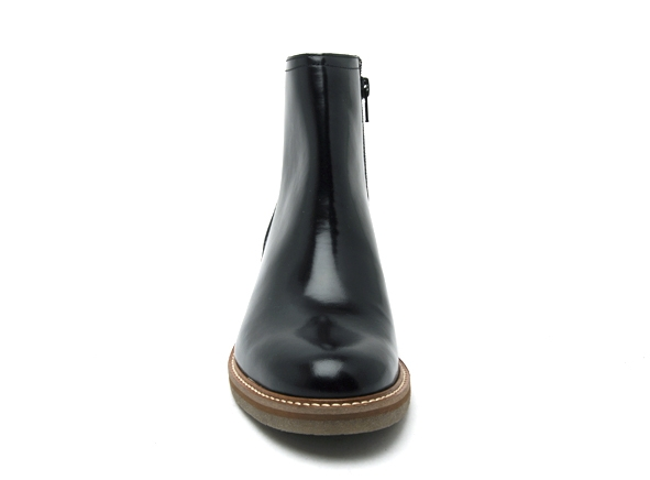 Kickers boots bottine talons oxymora noir8811401_4