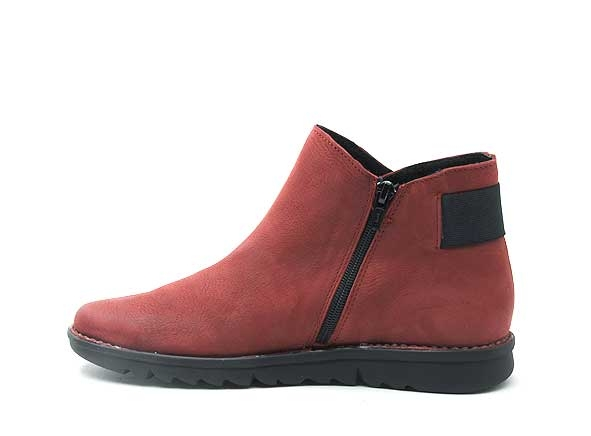 Alce shoes boots bottine plates 9546 rouge8840801_3