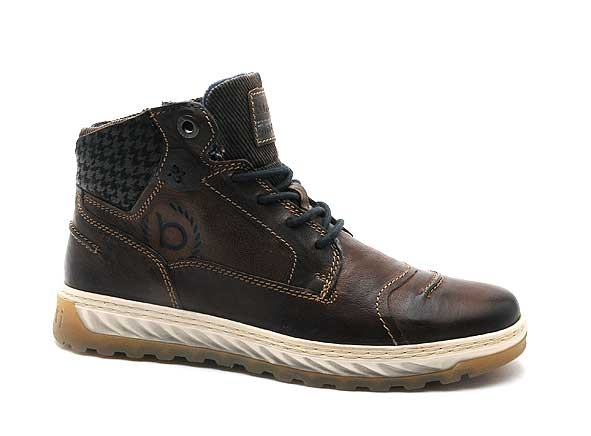 Bugatti boots bottine 321 79430 3200 marron