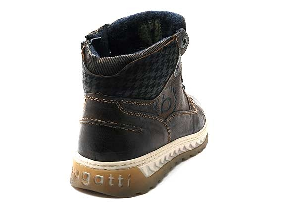 Bugatti boots bottine 321 79430 3200 marron8861401_5