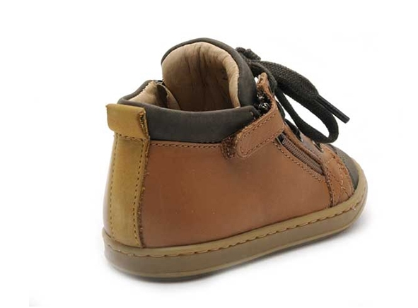 Shoo_pom boots_bottine bouba__bi_zip_marron8916201_5