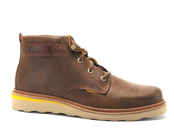 Caterpillar boots bottine jackson mid 1 marron9197501_2