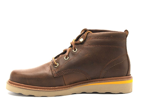 Caterpillar boots bottine jackson mid 1 marron9197501_3