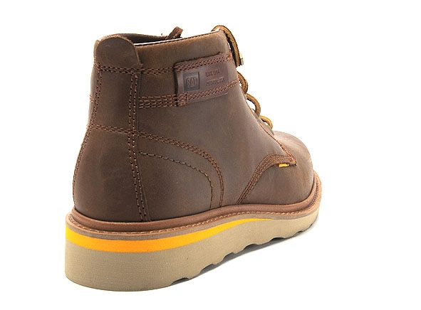 Caterpillar boots bottine jackson mid 1 marron9197501_5