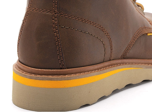 Caterpillar boots bottine jackson mid 1 marron9197501_6